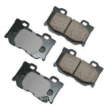Front /& Rear 8 PCS Wagner Ceramic Disc Brake Pads Set For FX50 2009-10