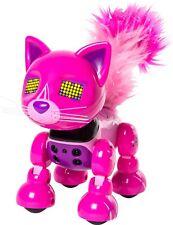 Spin Master ZOOMER Meowzies Runaway Interactive Toy Cat Kitty Kitten Pink 2016
