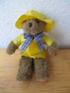 Sunkid Ostfriesen Teddy Bär Sitzhöhe 18 cm Stofftier Plüschtier