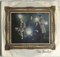 """THE BEATLES STRAWBERRY FIELDS PENNY LANE 7"""" PARLOPHONE UK 1967 SOLID CENTRE EXC"""