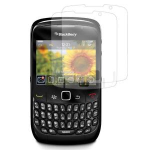 Lot/ Pack Films Protecteurs Protection pour Blackberry Curve 8520/ Curve 3G 9300