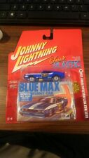 Johnny Lightning 2005 Classic Plastic #8 Blue Max 1971 Mustang Funny Car