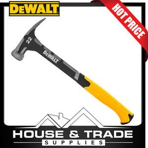 DeWALT Hammer 22oz One Piece Steel DWHT51064