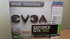 EVGA NVIDIA GeForce GTX 960 4GB GDDR5 Gaming Graphic Card