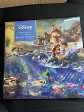 Disney Dream Collection Thomas Kinkade 2021 Calendar