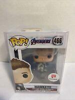 Funko POP! Marvel Avengers ENDGAME Hawkeye Walgreens EXCLUSIVE MINT #466