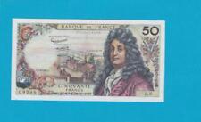 Billet 50 Francs Racine 07-06-1962