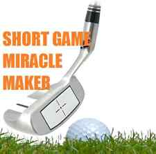 NEW CHIPPER HYBRID IRON WOOD CHIPPING PUTTER UTILITY MARXMAN PUTTING WEDGE