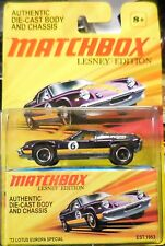 2009 Matchbox Lesney Edition 1972 Lotus Europa Special Combine Shipping