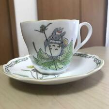 Noritake X Studio Ghibli Neighbor Totoro Mug Cup And Saucer