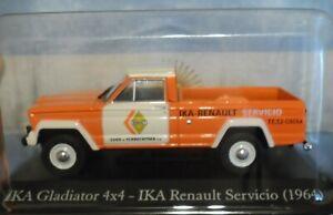Ika Gladiator 4x4 service renault service argentina 1964 Diecast Scale 1:43 New