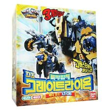 BANDAI Power Ranger Gobusters DX Mission Coalescence Great Lion Buddy Zod LT-06