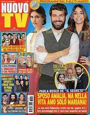 Nuovo Tv 2016 9#Il Segreto,Sonia Bergamasco,Rita Pavone,Federico Russo,qqq