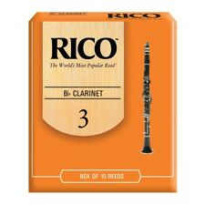 RICO RCA1030 CF. 10 ANCE PER CLARINETTO IN SIB 3