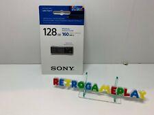 CLE USB METAL BODY SONY - 128GB - USB 3.1 GEN 1 - SERIE W 3.1