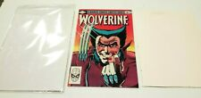 New listing Wolverine #1 Edition Limited Series Frank Miller Cover & Art Chris Claremont