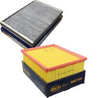 Innenraumfilter Aktivkohlefilter f/ür A4 B8 A5 8T 8F Q5 8RB entsp 8K0819439B
