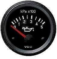 VDO oil pressure gauge only, 24 volt, 52mm 2 inch 0 - 500 Kpa