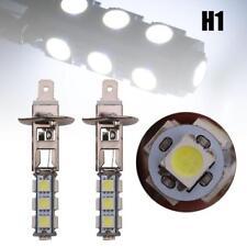 2Pcs Auto H1 13 LED 5050 SMD Weiß Scheinwerfer Nebelscheinwerfer Lampe Lampen#