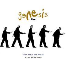 Genesis - Live / The Way We Walk Vol.1 / CD / Virgin GEN CD 4