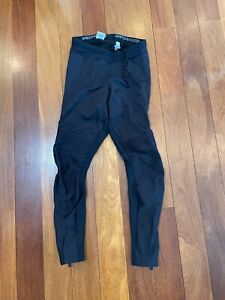 Specialized Cycling Pants Tight Black Women Size Medium M Therminal Compression
