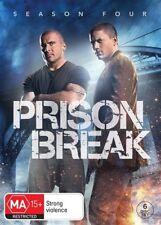 Prison Break : Season 4 (DVD, 2008, 7-Disc Set)