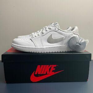 Nike Air Jordan 1 Retro Low OG White Neutral Grey 2021 Men's & GS CZ0790-100