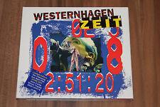 Westernhagen - Keine Zeit (1996) (MCD Limited Edition) (0630-16327-9)