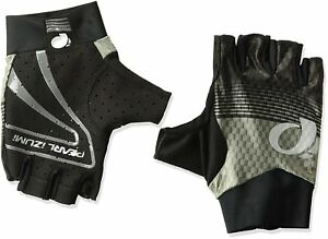 NEW! Pearl Izumi P.R.O. Aero Cycling Bike Gloves 14341807 Black Diffuse X-Small