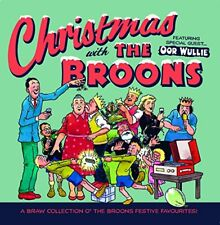 Christmas with the Broons Broons Festive Favourites CD Various Artists
