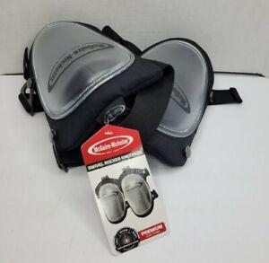 McGUIRE-NICHOLAS Swivel Rocker Knee Pads, Medium, Premium Eva Foam, New