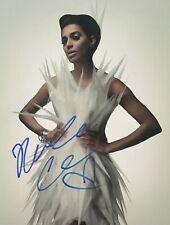 Nadia Ali Singer Songwriter Signed 8x10 Photo Autographed COA E1
