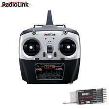 RadioLink T8FB 2.4GHz 8ch RC Transmitter R8EH Receiver Combo Remote Controller