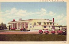 N.C.O. CLUB, FORT CAMPBELL, KENTUCKY