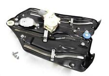 07-13 BMW 328i 335i M3 (E93) CONVERTIBLE RIGHT QUARTER WINDOW REGULATOR w/ MOTOR