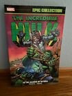 INCREDIBLE+HULK+Epic+Collection+In+The+Hands+of+Hydra+TPB+Marvel+First+Print