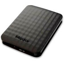 HDD Disco Duro Externo SEAGATE MAXTOR M3 2.5 4TB USB3.0/3.1 Gen1 Color Negro