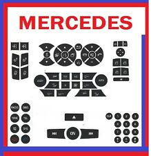 2010-2011 Mercedes Benz Button Premium Package w204-C230-C300-C350-C63AMG Master