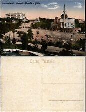 CONSTANTINOPLE KONSTANTINOPEL ISTANBUL - MOSCHEE Mosquée Hamidié et Yildiz ~1918