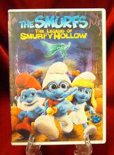 DVD - The Smurfs: The Legend of Smurfy Hollow (2013)