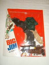 BIG JIM MATTEL ACTION SETS - EAGLE RANGER Ref. 7308 Vintage
