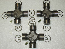 UNIVERSAL JOINT  CHEVY DODGE GMC TRUCK U JOINT PICK UP priced each, choose qty.