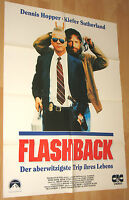 Flashback 1990 Filmplakat / Poster A1 60x84cm