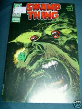 SWAMP THING  issue 61. By ALAN MOORE, VEITCH &  ALCALA. DC.1987
