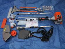 New Gas KASEI 63cc pole Hedge trimmer,Chainsaw,Brush Cutter, EPA Extension bar