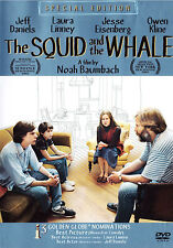 The Squid and the Whale (DVD, 2006, Special Edition) Jeff Daniels, Laura Linney
