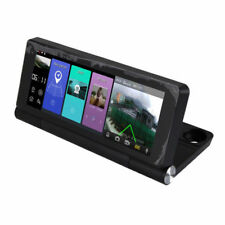 "Car DVR GPS Navigation 7"" Touch Screen Dual Cam WiFi Bluetooth Dashboard Car GPS"