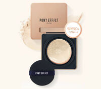 [PONY EFFECT] Coverstay Cushion Foundation SPF50+ PA+++ 15g + Refill 15g