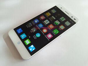 ZTE BLADE V7 LITE DUAL SIM 16GB WEISS-SILBER TOP+EXTRAS+RECHNUNG+DHL VERSAND