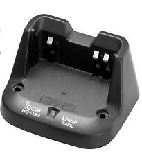 Icom Radio Communication Batteries and Chargers